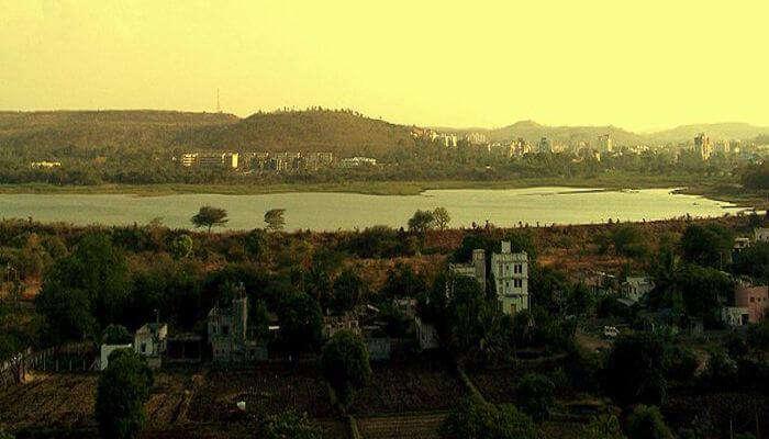 Pashan Lake in Pune