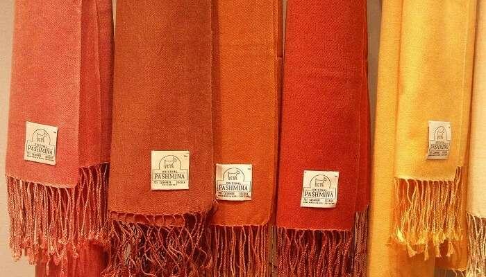 Pashmina Shawls & Blankets