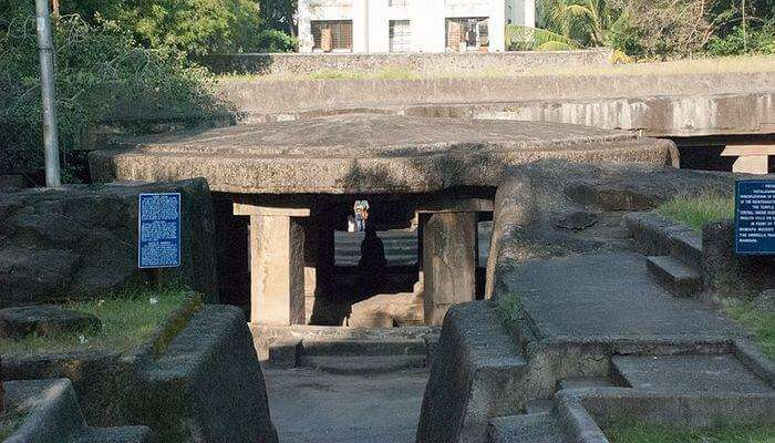 Cave Temple