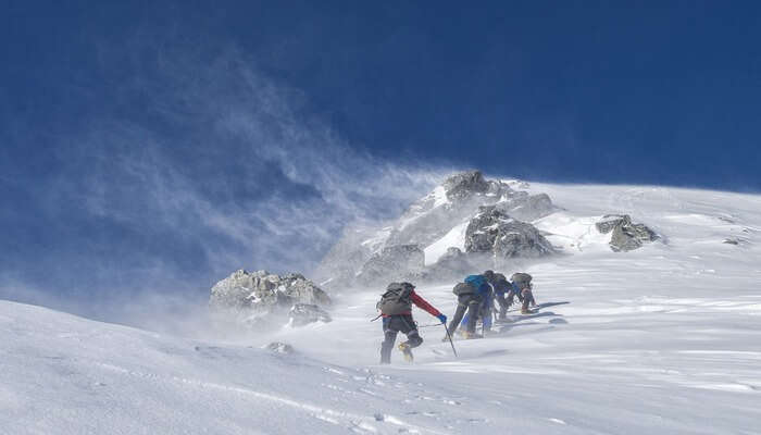 Permits For Mountaineering In India