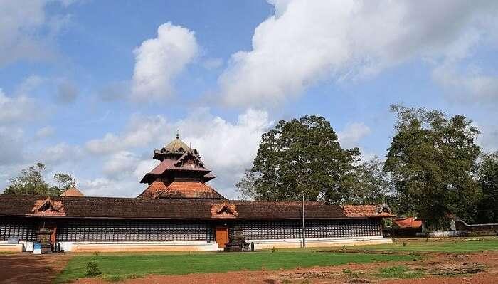 Peruvanam Temple
