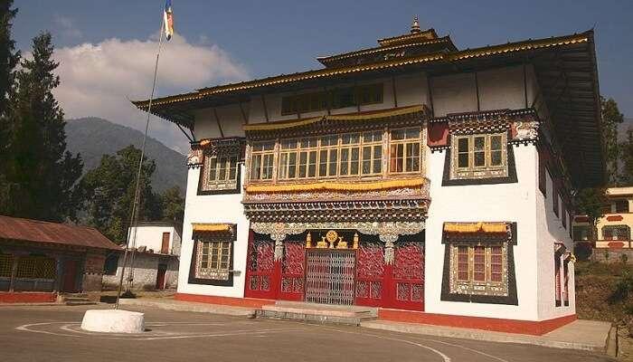 Phensang Monastery
