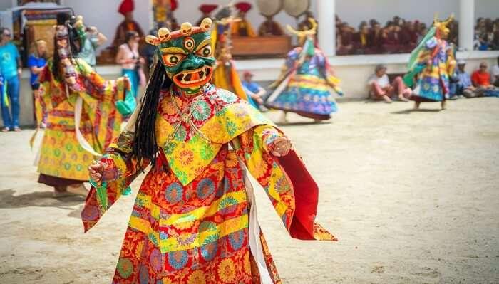 Phyang Tsedup Festival