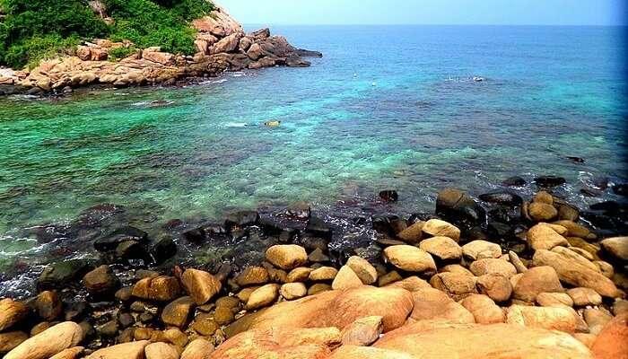 Pigeon Island In Sri Lanka