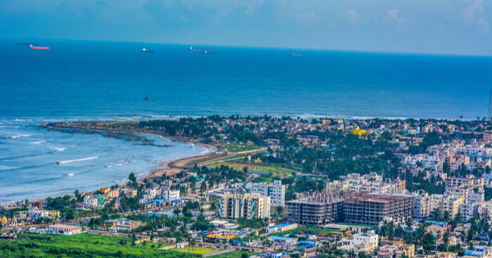 beautiful Visakhapatnam