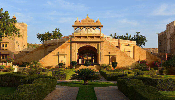 Places To Stay While In Jaisalmer