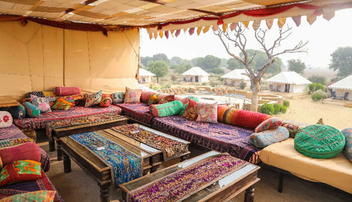Place to Stay in Jaisalmer