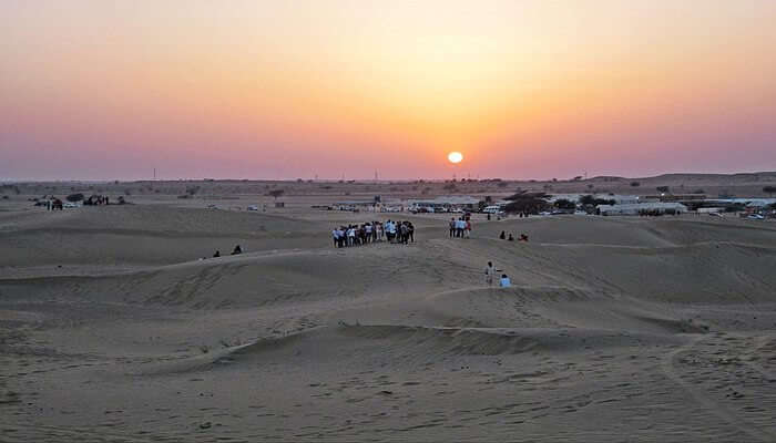 Plan Your Visit To Sand Dunes
