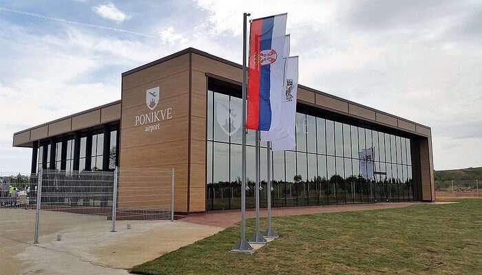 Ponikve Airport