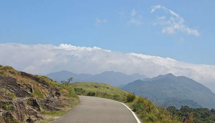Ponmudi Near Thrissur