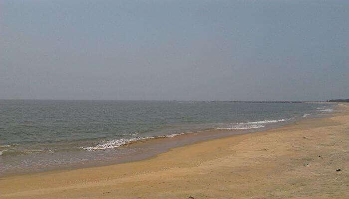 Ponnani beach