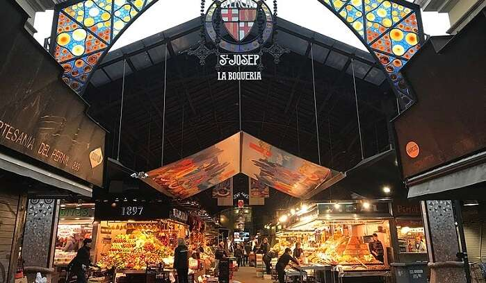 cheapest markets In Barcelona