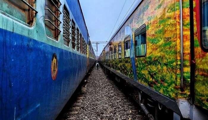 a superfast train