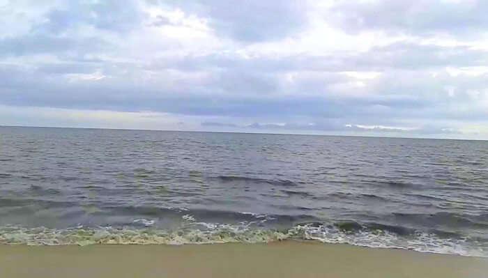 Punnapra Beach