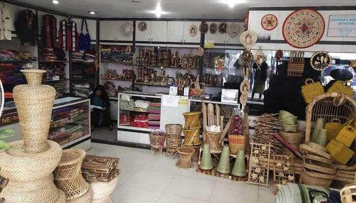 Purbashree Emporium Shopping In  Shillong