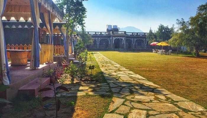 Pushkar Vela Resort Ajmer