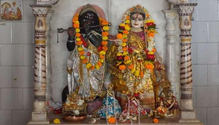 Radha Krishna Mandir mussoorie