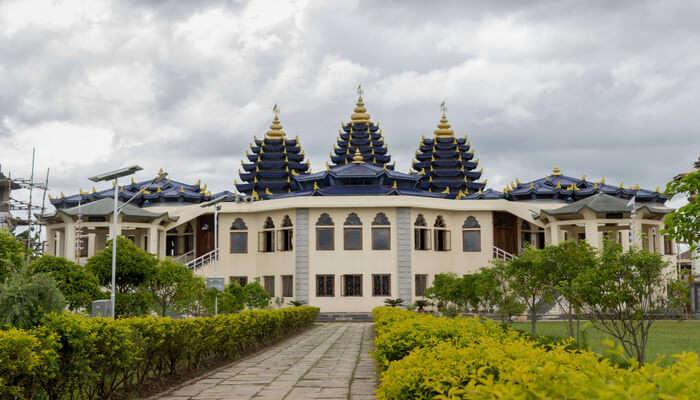 Radha Krishnachandra Iskcon Temple