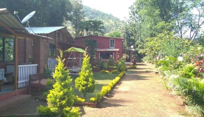 posh resort in Mahabaleshwar
