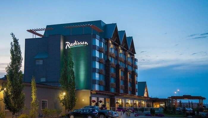 Radisson Hotel & Convention Centre Edmonton