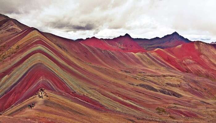 Rainbow Mountain, Cusco