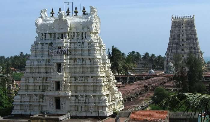 quite famous and believed to be sacred by the people of Hindu religion