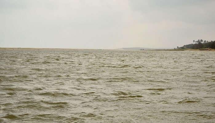 Ramchandi beach