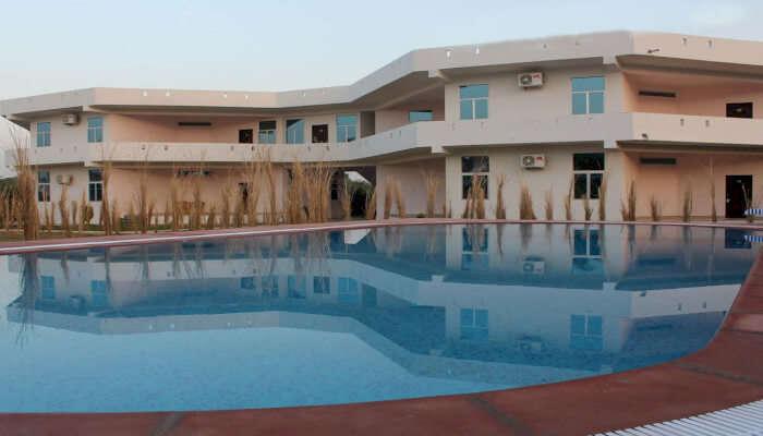 Awesomw Ranthambore Villa