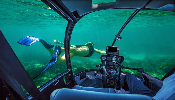 Ride A Submarine