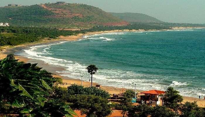 Rishikonda-Beach