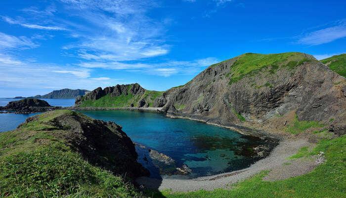 Rishiri And Rebun Islands
