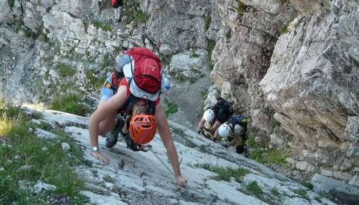 best rock climbing