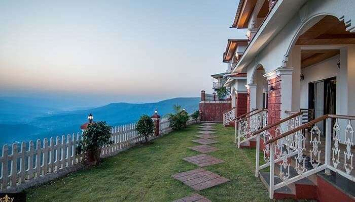 memorable stay, Mahabaleshwar