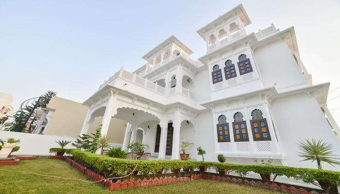 top homestays in Rajasthan