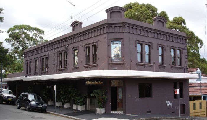 the oldest Tasmanian pubs