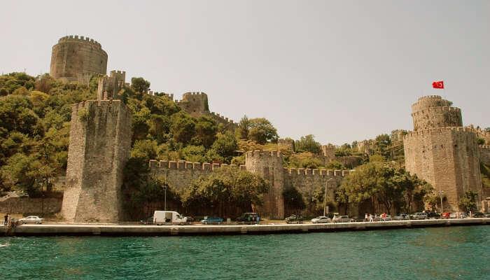 Rumeli Fortress, Turkey