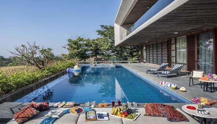 best villas in Khandala