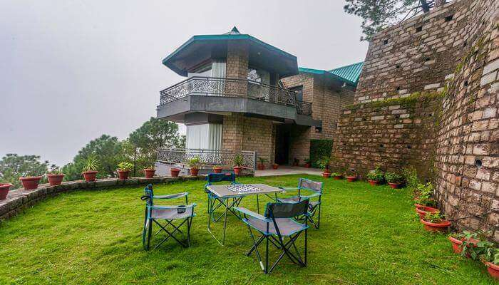 most luxurious Villas in Kasauli