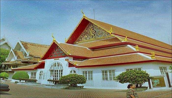 Sam Sen Nai Philatelic Museum