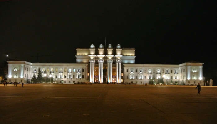 Samara Academic Opera And Ballet Theatre, Russia