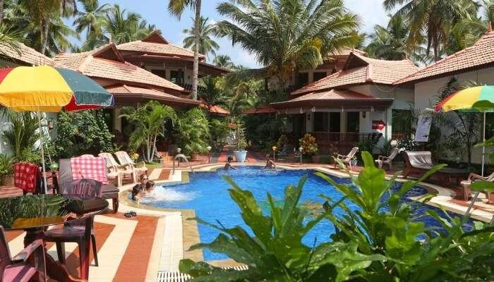Harmony Resort in Varkala
