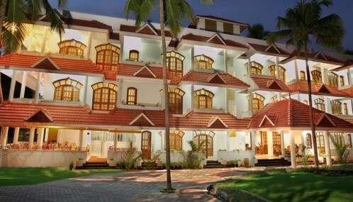 Spring Beach Resort in Varkala