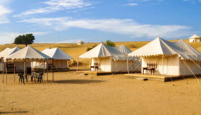 Sariska Camping