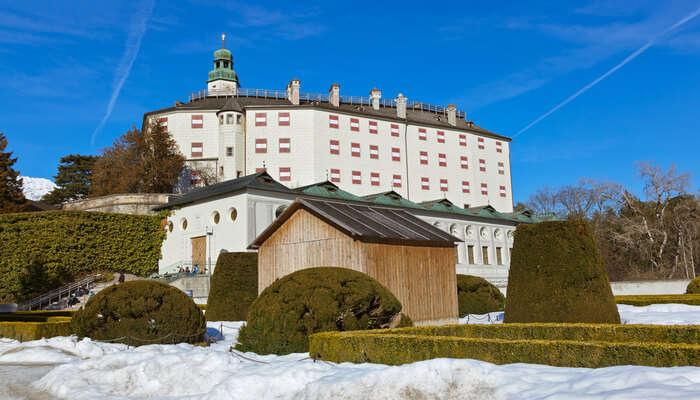 Schloss Ambras - Palace