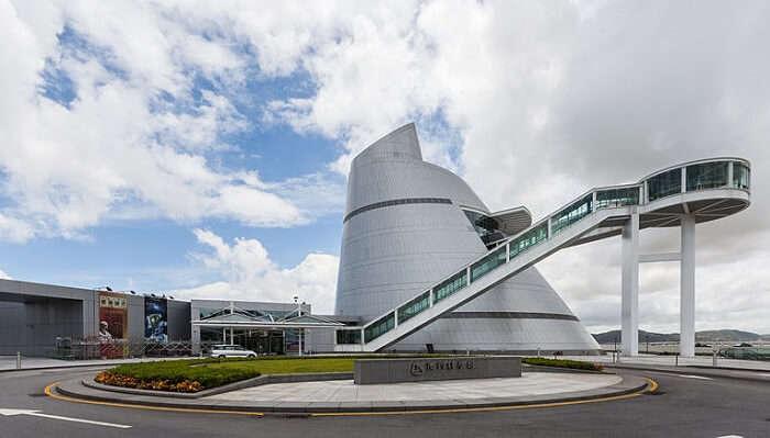 Science Center In Macau