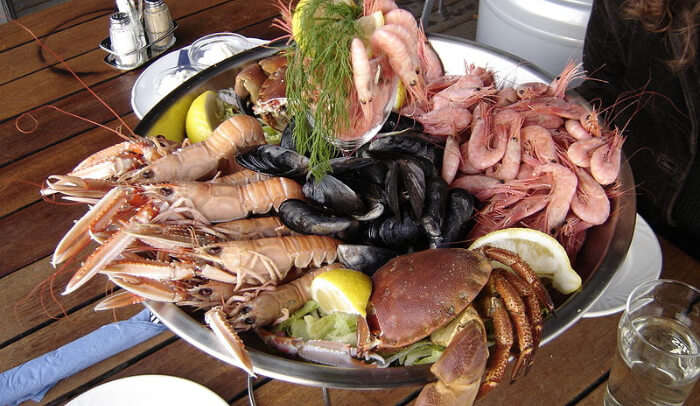 Seafood Exploration in Pattaya
