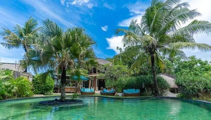 Sejuk Beach Villas In Bali