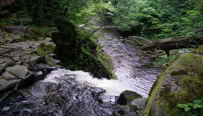Sgwd Einion Gam Falls