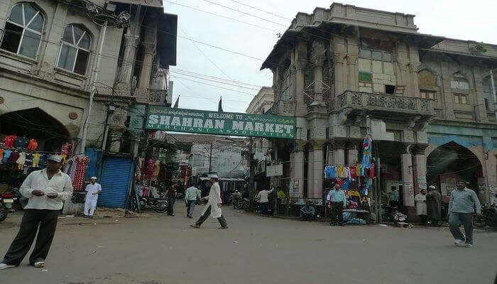 Shahran Market