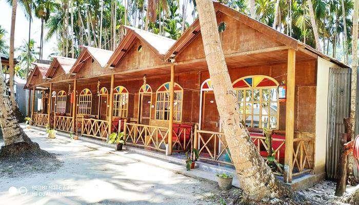 Shangrilas Beach Resort